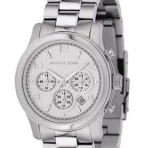 Michael Kors Silver Classic Watch